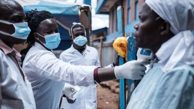 corona virus measures in africa