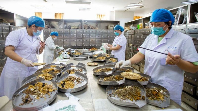 Traditional Medicine Chinese