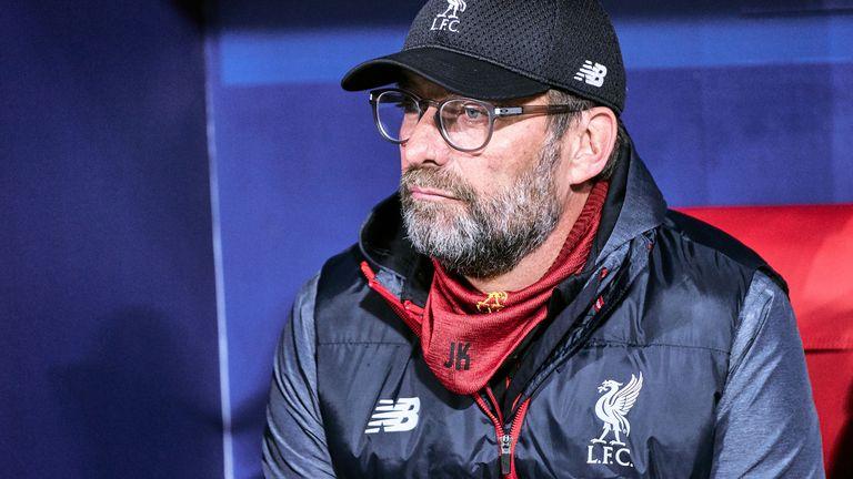 Jurgen Klopp kocha wa Liverpool